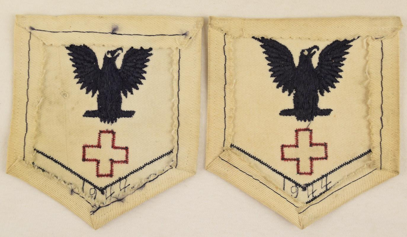 WW2 Nazi Military Patches 1944