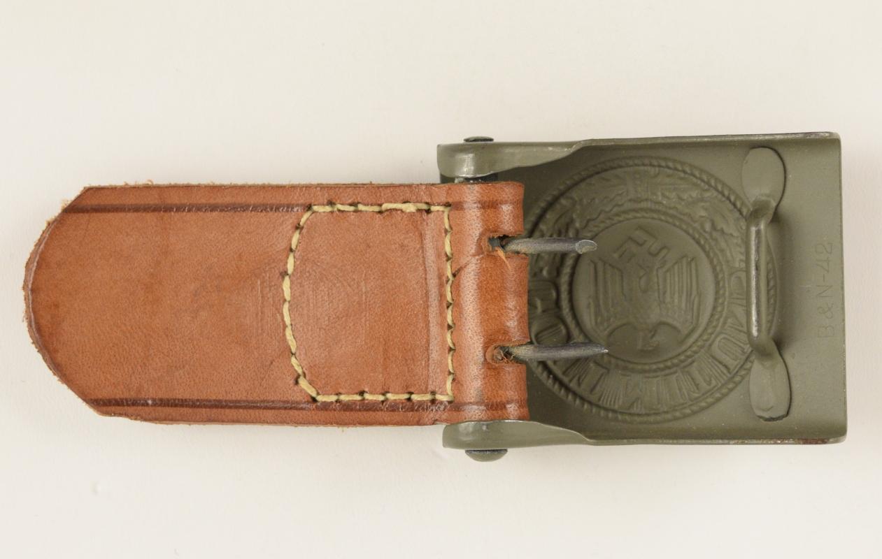 WW2 Nazi Military Belt Buckle