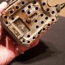 Mechanical Bank Tammany Cast IronvVintage