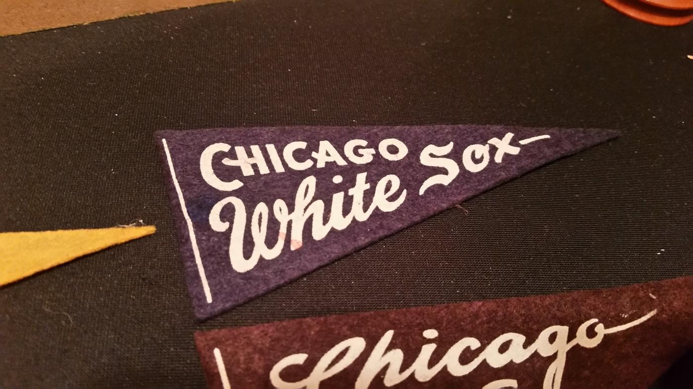 Pennants Mini 6 : (4) Baseball