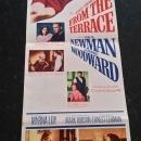 Movie Poster From the Terrace Newman & Woodard