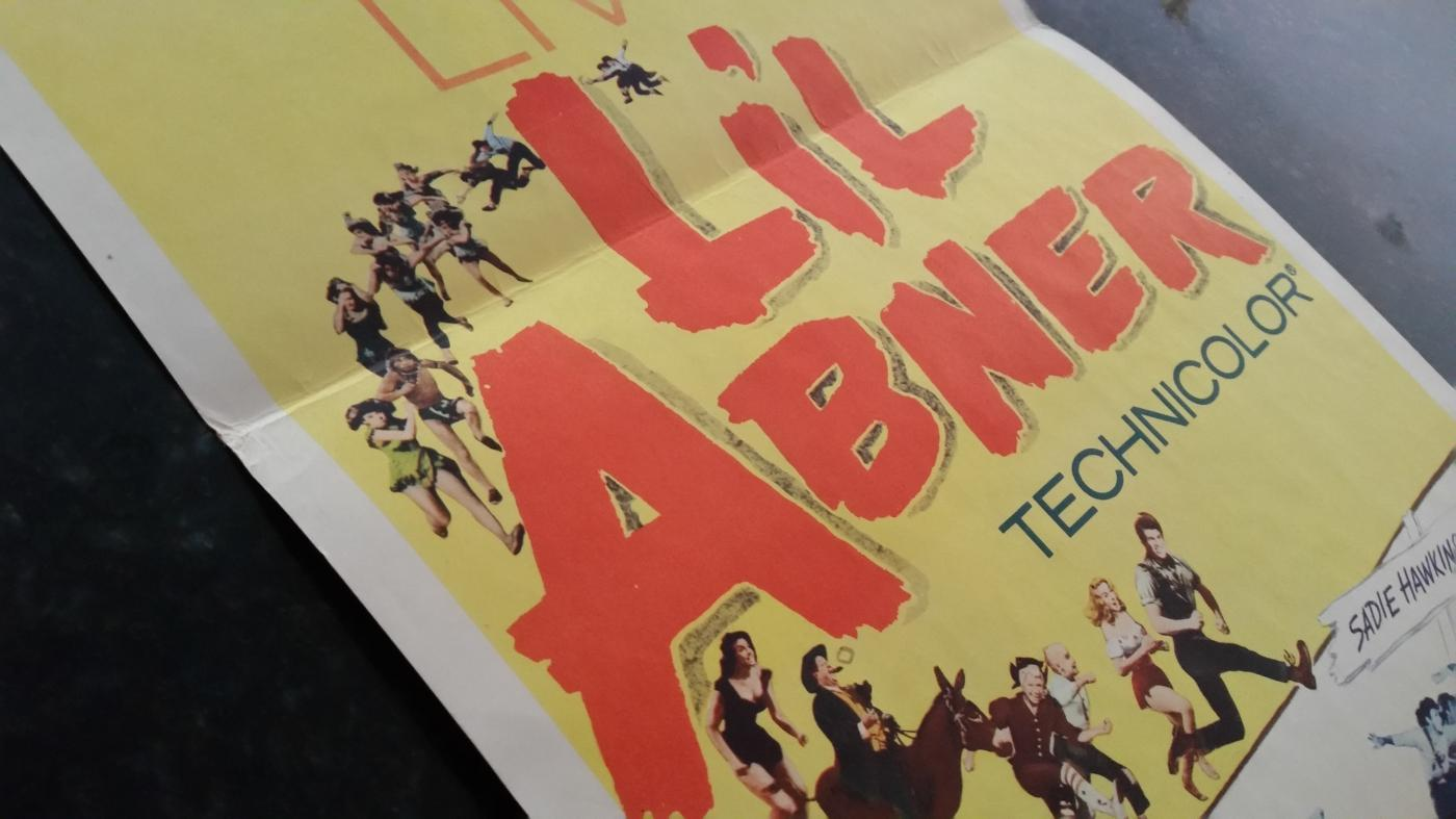 Movie Poster Lil Abner 1959