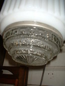Store Ceiling Glass Shade