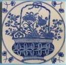 Antique Minton Hollins Aesthetic Tile