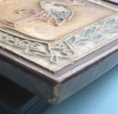 Antique Royal Delft de Porceleyne Fles Tile - The Hague