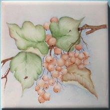 Handpainted Botanical Tile - Villeroy & Boch