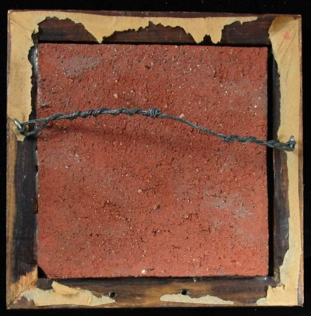 Antique American Arts & Crafts Tile