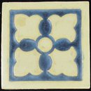 Antique American Arts & Crafts Mosaic Tile