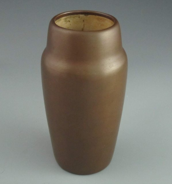 Wonderful Clewell Copper-clad Ceramic Vase