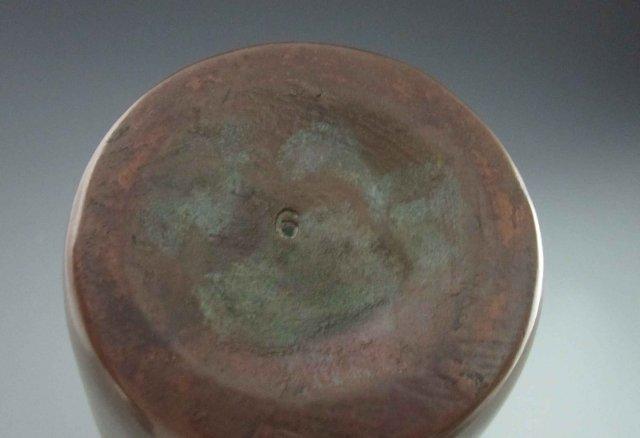Wonderful Clewell Copper-clad Ceramic Vase