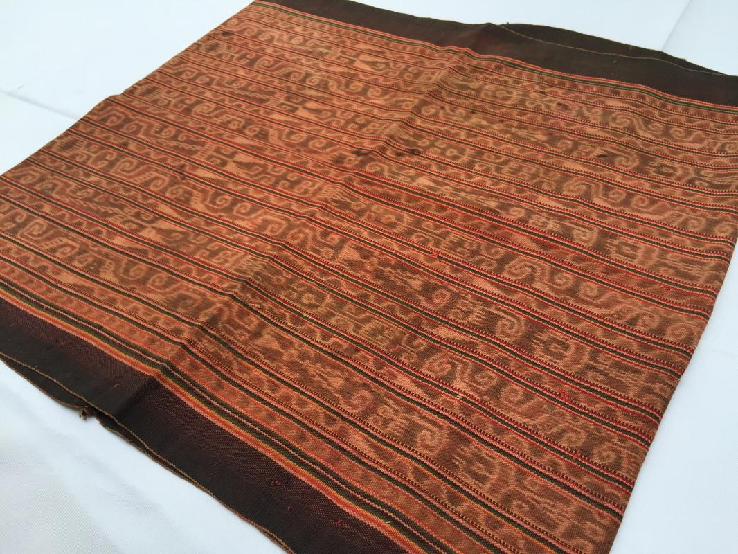 OMEN BIRD & BIRD Dayak SKIRT Dress Ikat Bidang SARONG LADIES GARMENT CLOTH #277