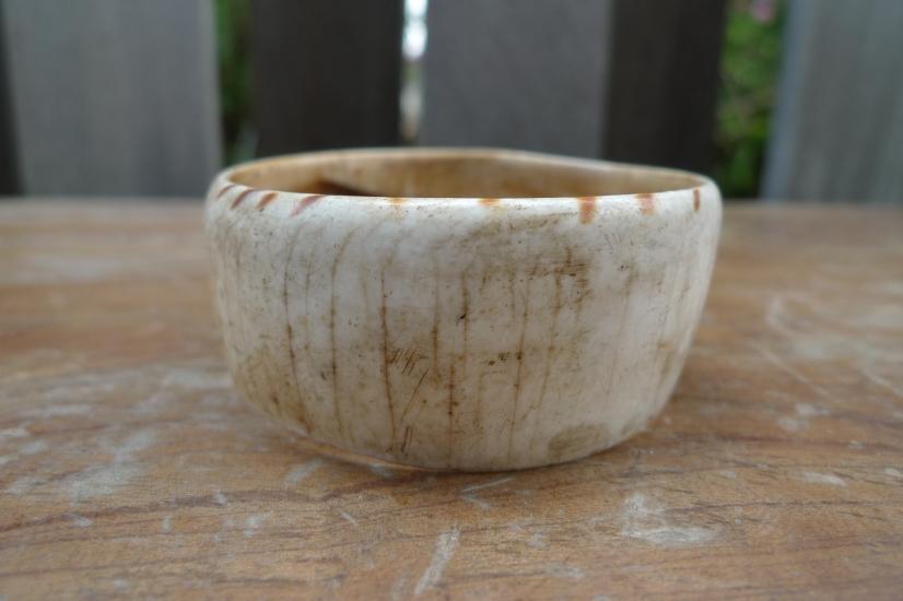 FREE SHIPPING 65mm OLD BANGLE Seashell WRIST BRACELET Tribe Jewel Jewelry Art #2