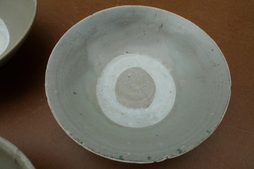 12 CENTURY 170mm SUNG / SONG (960-1279) DISH / PLATE / BOWL Antique Porcelain #9