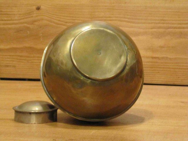 Brass Pitcher