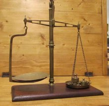 Brass Scale