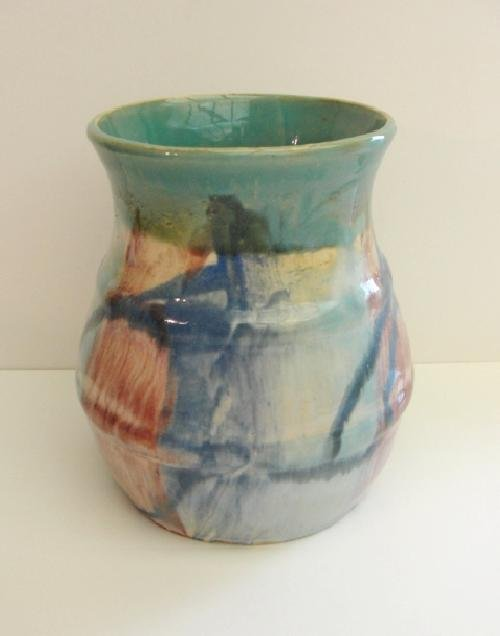 Hull Art Pottery Jardinere