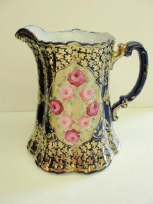 Pickard China Lemonade Pitcher