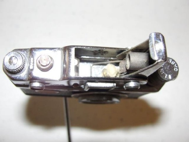 Photo-Flash Camera Table Lighter
