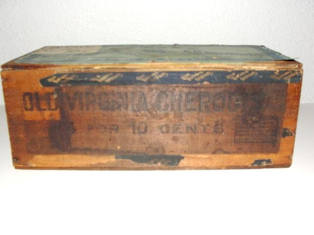Cheroots Cigar Box