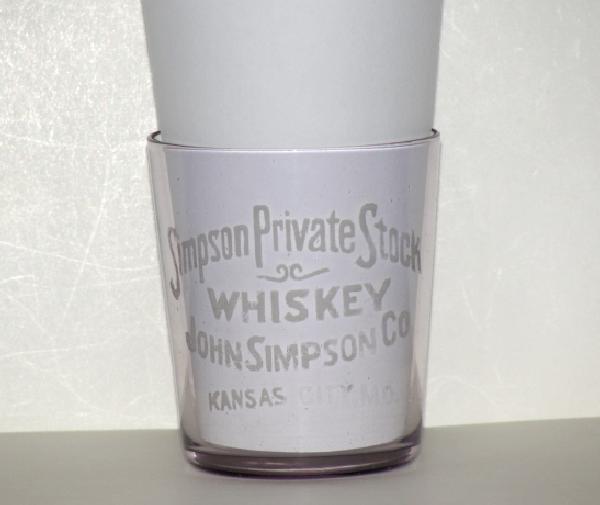 Whiskey Shot Glass