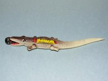 Mini Celluloid Alligator Letter Opener