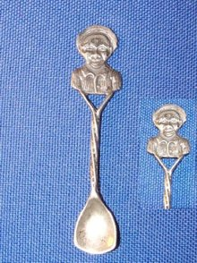 Sterling Salt Spoon