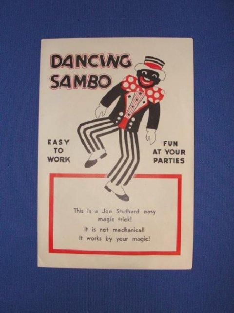 Dancing Sambo Game.