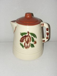 American Bisque Cookie Jar