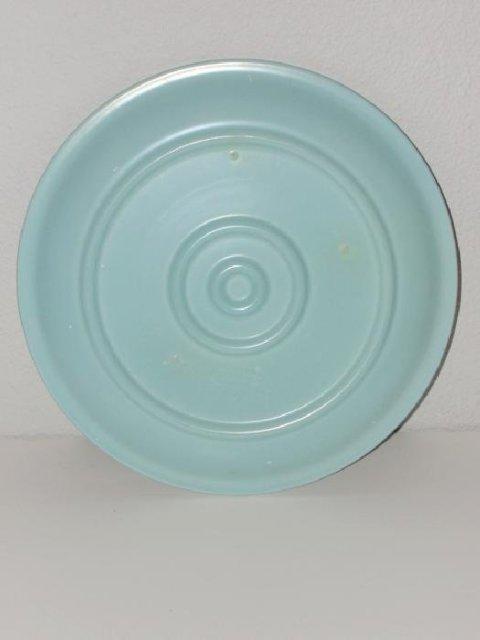 Metlox Mission Bell Chop Plate
