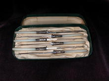 Set of Holmes & Edwards (International Silver) Pearl Handle Fruit Knives.