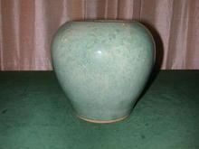 O. Henry Pottery, E.J. Brown Vase.