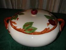 Franciscan Apple Covered Vegetable Bowl.