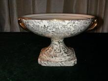 Empire Porcelain Pedestal Bowl.