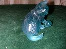 Daum Cat Figurine.