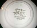 Johnson Brothers Day in June Bread and Butter Plate.