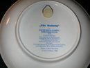 Schmid Brothers Berta Hummel 1973 Christmas Plate.