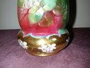 Stouffer or Donath, Joseph Blaha Artist Signed Hand Painted Vase.