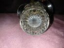 Imperial Monticello Crystal Glass Basket.