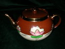 Gibson's (Gibson & Sons) Staffordshire Teapot.
