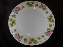 Shelley Royalty Salad Plate.