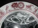 Thomas Maddock's Sons Masonic Plate.