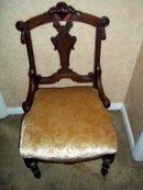 Renaissance revival chairs (4)