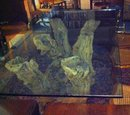 Glass Dining / Foyer  / Sofa Table