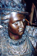 French Bronze Busts by Rancoulet