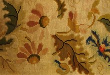 19th Century American Needlepoint