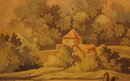 18th Century French Tapestry Fragment