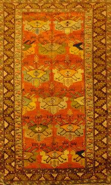 19th Century Caucasian Rug