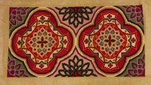 19th Century Needlepoint Panels - A Pair