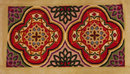 19th Century Needlepoint Panels - A Pair