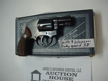 REDUCED SMITH & WESSON BODYGUARD Cal 38